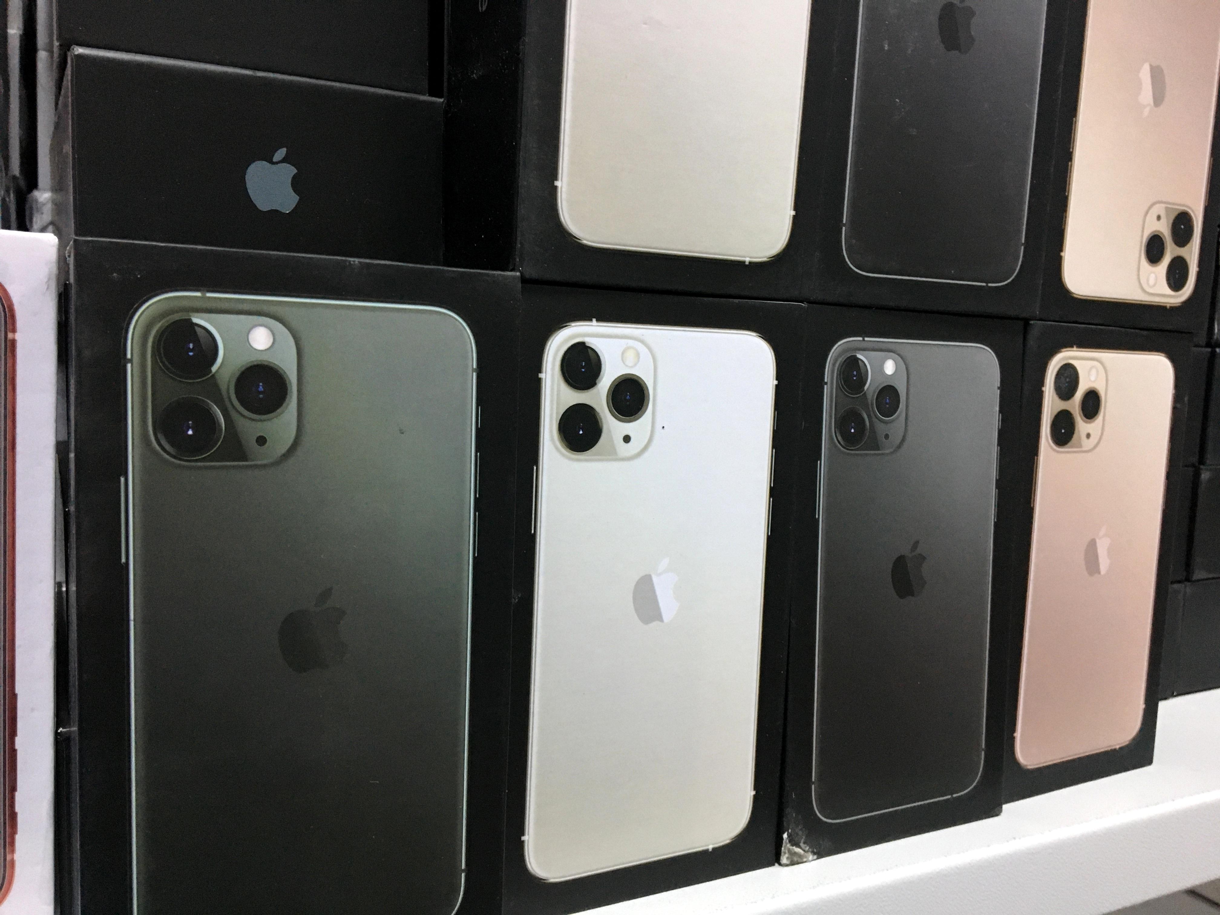 коробки iphone 11 Про